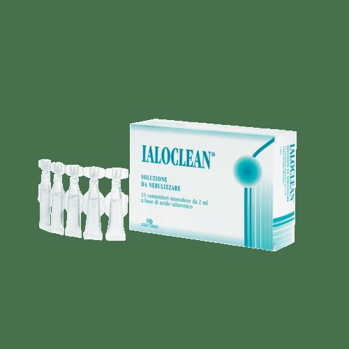 Йалоклийн (Ialoclean) разтвор за инхалации 2мл x5